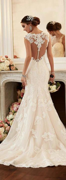 Svatební šaty - inspirace - Obrázek č. 79