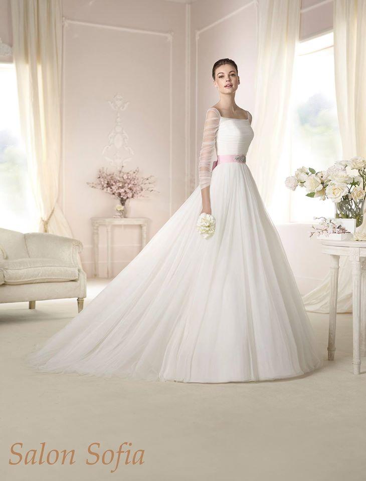 Svatební šaty - inspirace - Obrázek č. 80