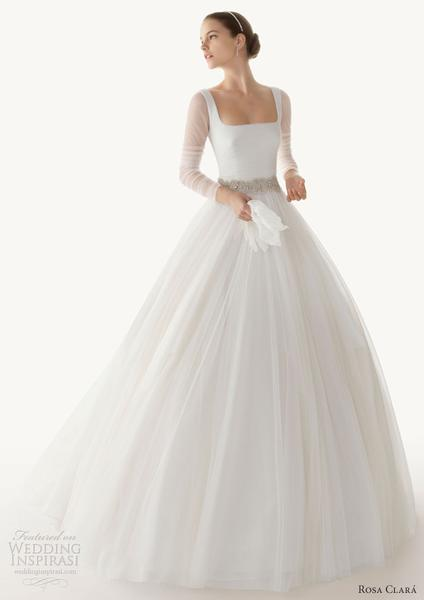 Svatební šaty - inspirace - Obrázek č. 83