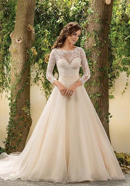 Svatební šaty - inspirace - Obrázek č. 84