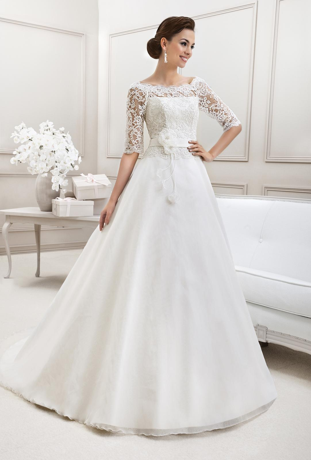 Svatební šaty - inspirace - Obrázek č. 85