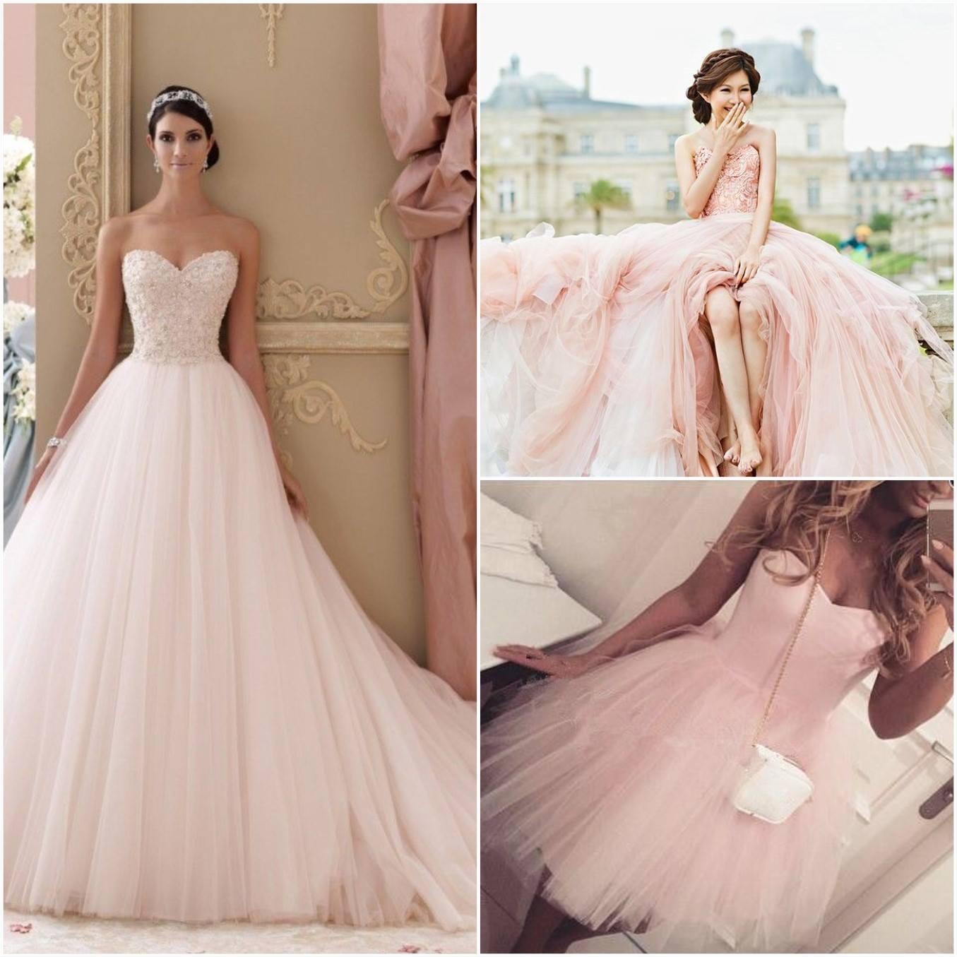 Svatební šaty - inspirace - Obrázek č. 86