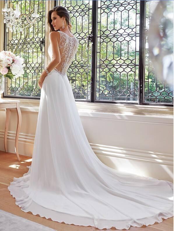 Svatební šaty - inspirace - Obrázek č. 87
