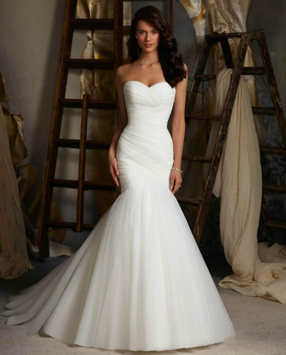 Svatební šaty - inspirace - Obrázek č. 90