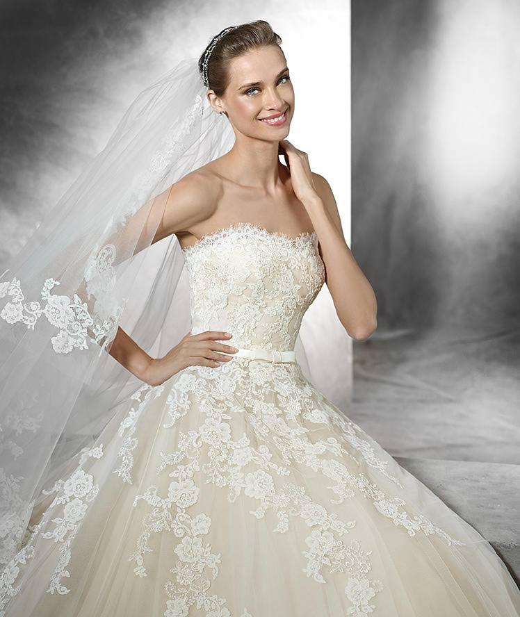 Svatební šaty - inspirace - Obrázek č. 91