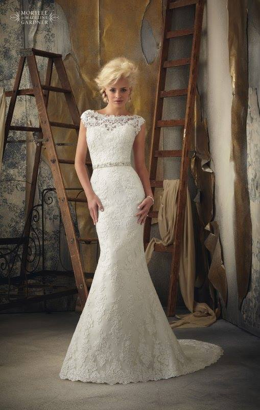 Svatební šaty - inspirace - Obrázek č. 93