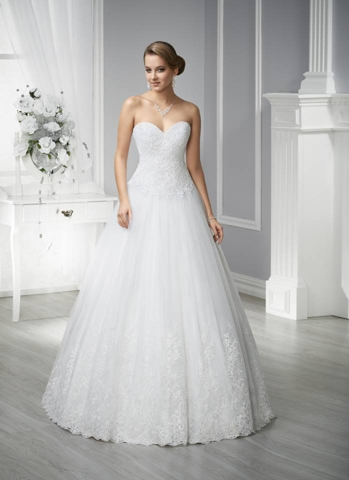 Svatební šaty - inspirace - Obrázek č. 94