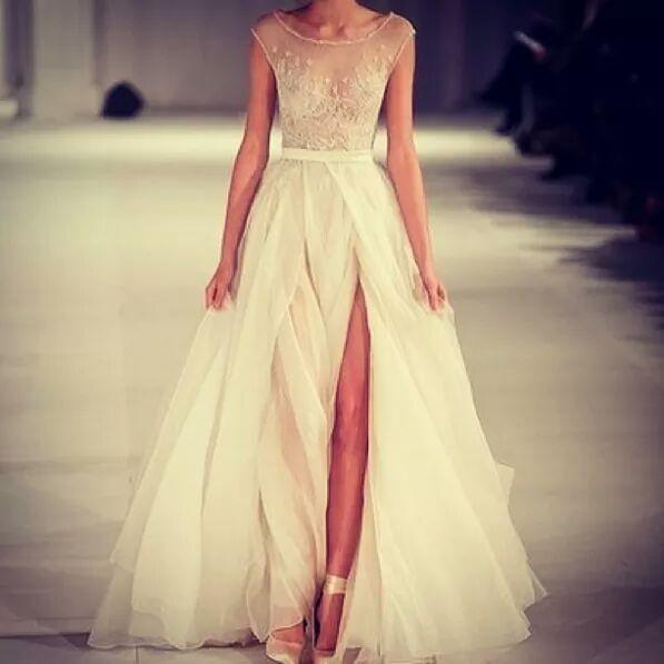 Svatební šaty - inspirace - Obrázek č. 96