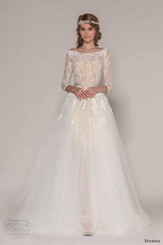 Svatební šaty - inspirace - Obrázek č. 99