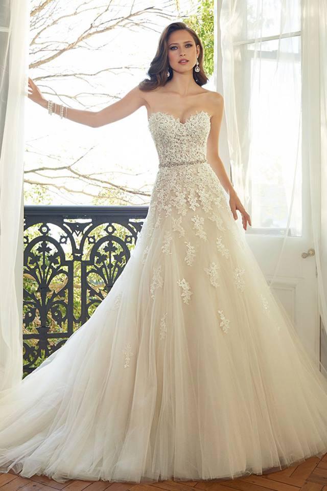 Svatební šaty - inspirace - Obrázek č. 100