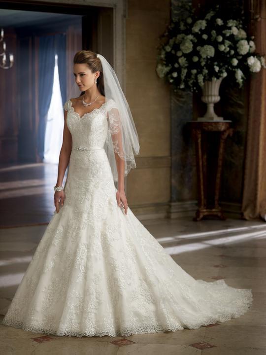 Svatební šaty - inspirace - Obrázek č. 115