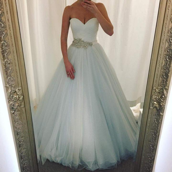 Svatební šaty - inspirace - Obrázek č. 71