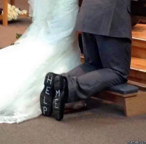 Vtípky o svatbě, manželství, muži vs. ženy - Obrázek č. 161