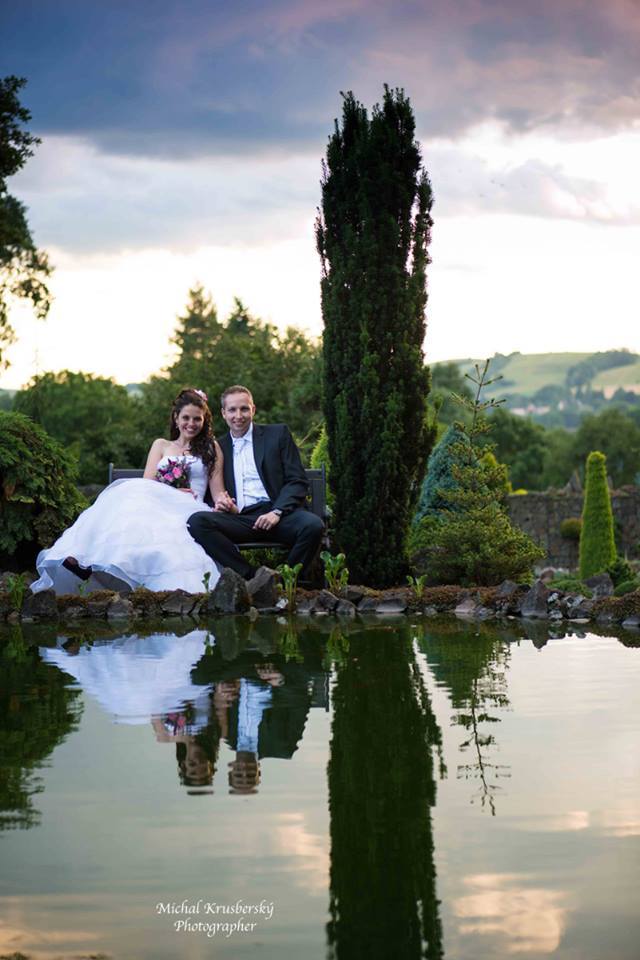Nám fotil svatbu MICHAL... - Obrázek č. 1
