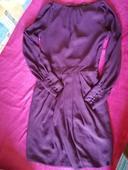 Fialové šaty, 36