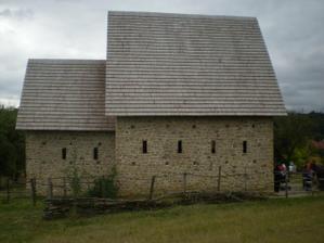 kostelíček z 9.století