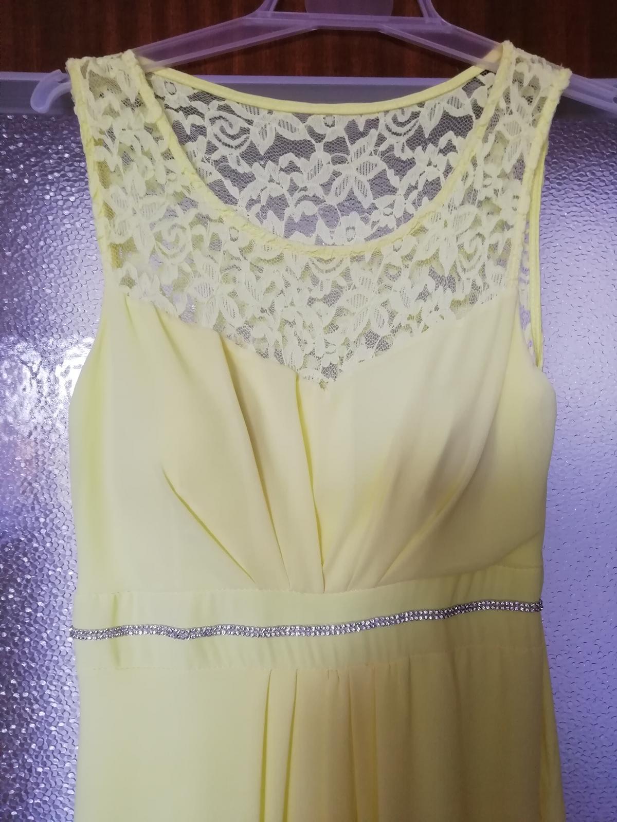 Žlté šaty - Obrázok č. 2