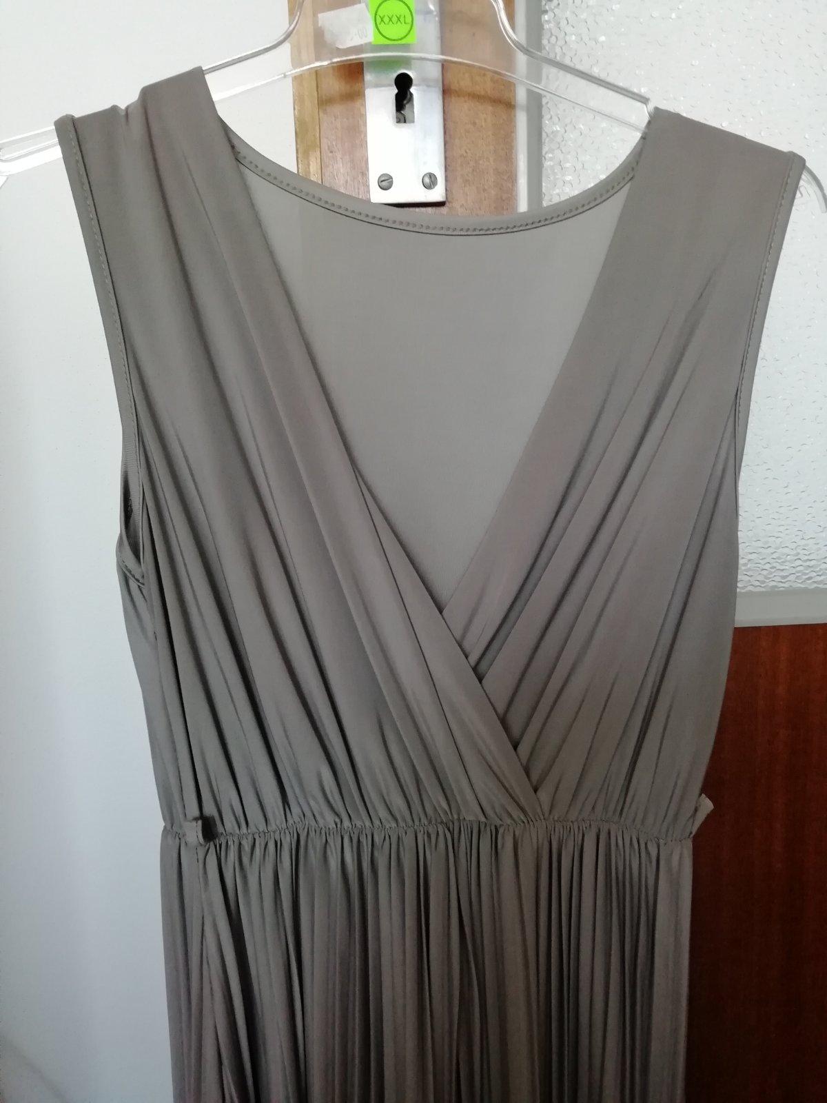 Šaty s plisovanou suknou - Obrázok č. 2