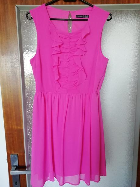 Ružove šaty  - Obrázok č. 1