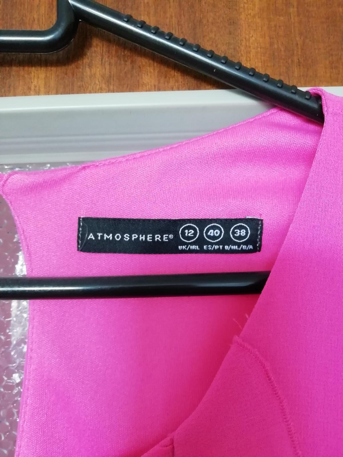 Ružove šaty  - Obrázok č. 3