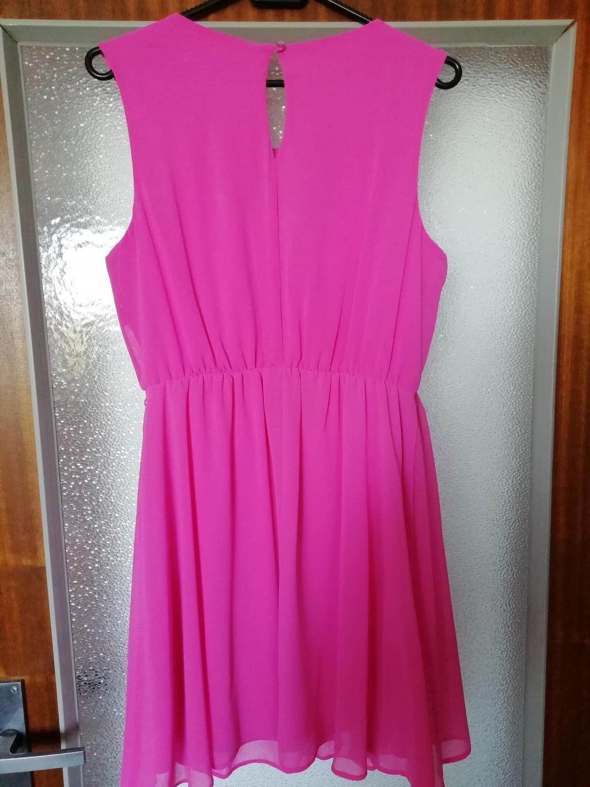 Ružove šaty  - Obrázok č. 4