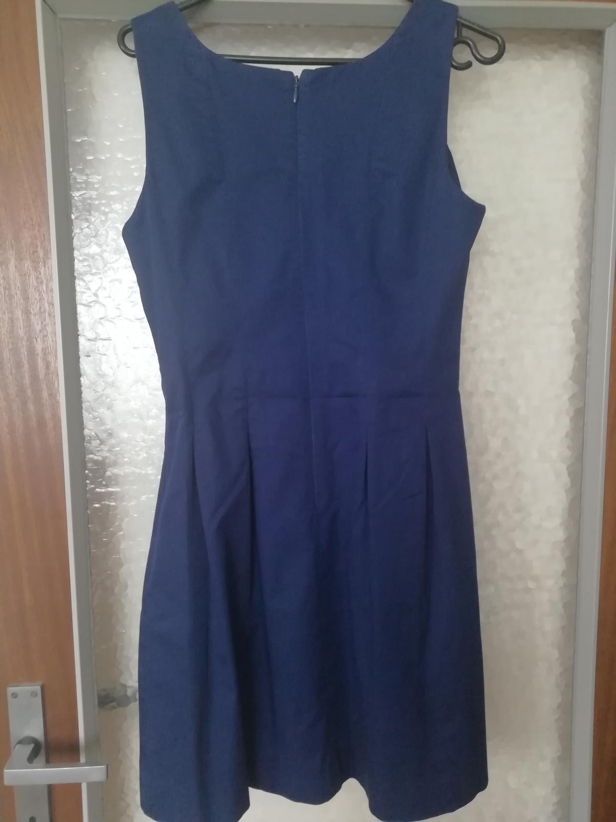 Modre šaty - Obrázok č. 2