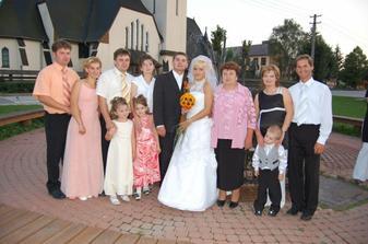 Mišková rodinka