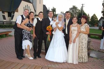 ...a moja family...