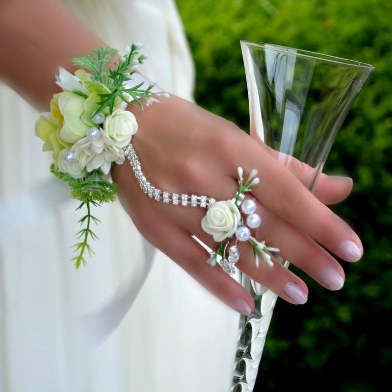 Trendy novinka svadobné náramky s prstenem - http://www.sashe.sk/spirale
