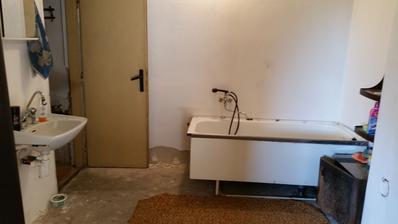 Pôvodný stav kúpelňa