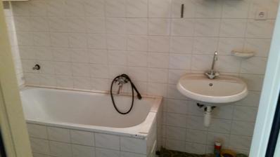 Pôvodný stav kúpelňa 2