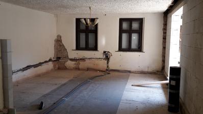 inštalácia rozvodov vody a odpadov pre novú kuchyňu