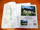 Projekty rodinných domů ARCHON+ ,