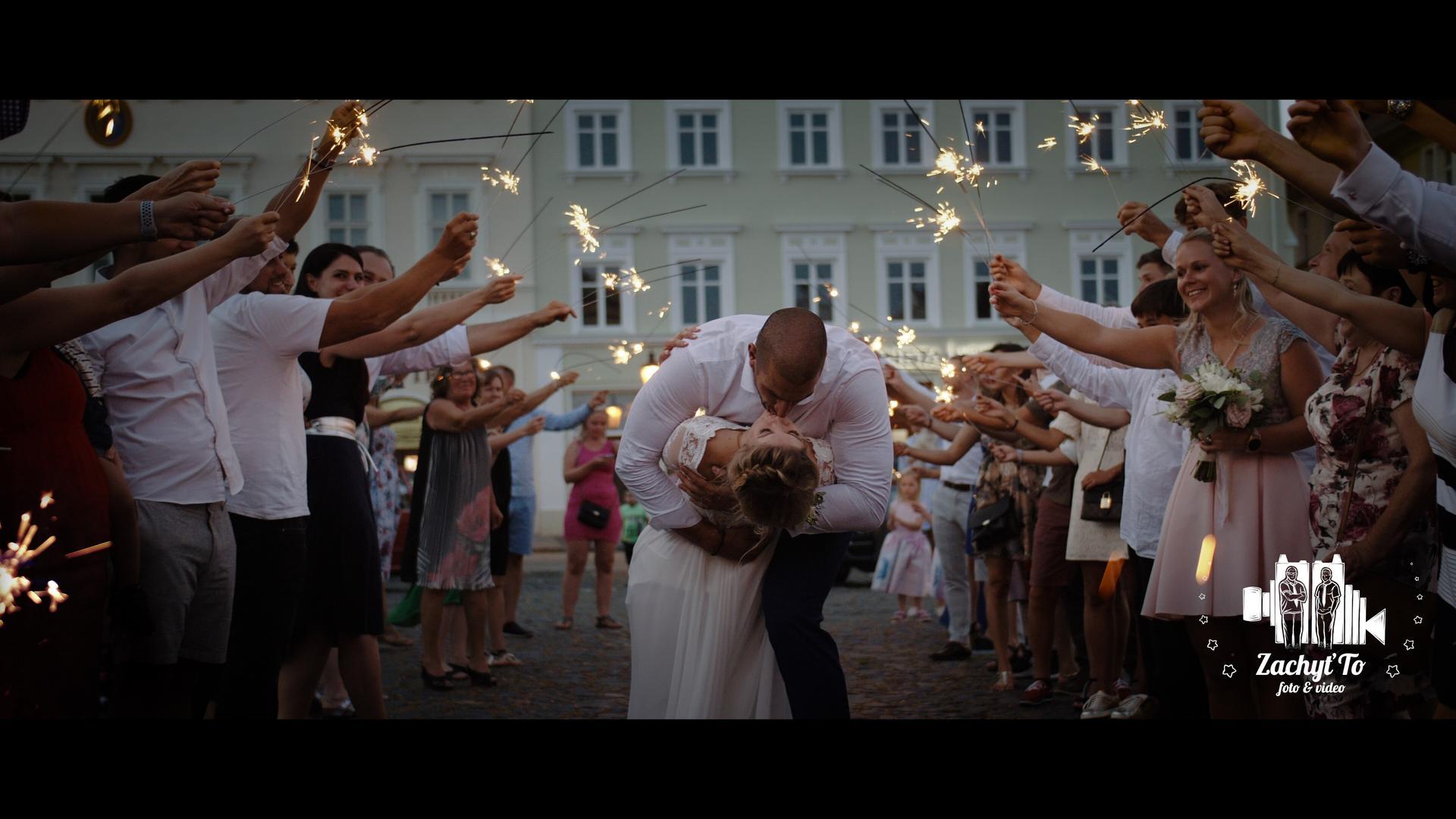Svatební videa - Obrázek č. 1