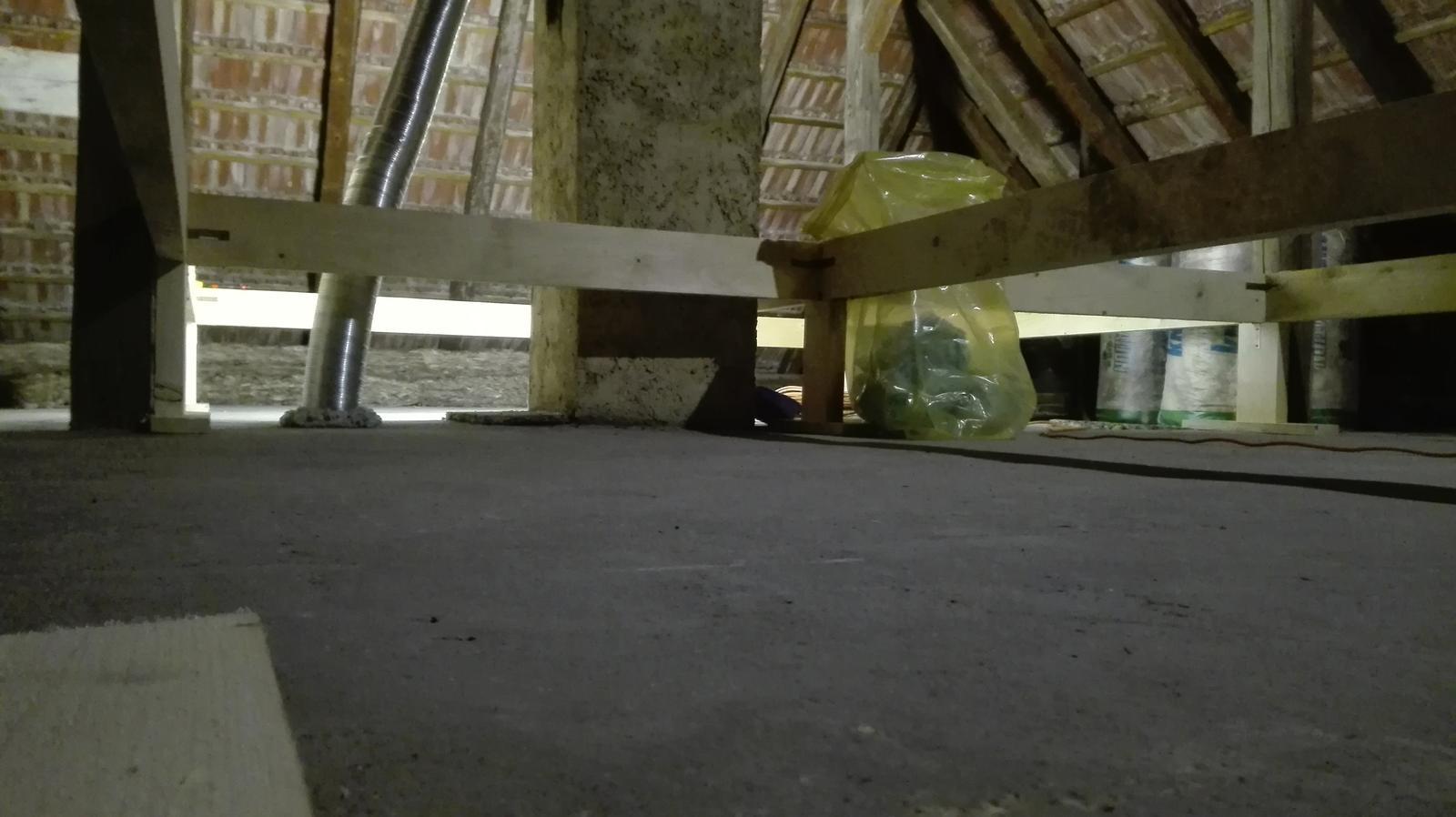 Zlepsenie tepelnoizolacnych vlastností tramoveho stropu - Obrázok č. 4