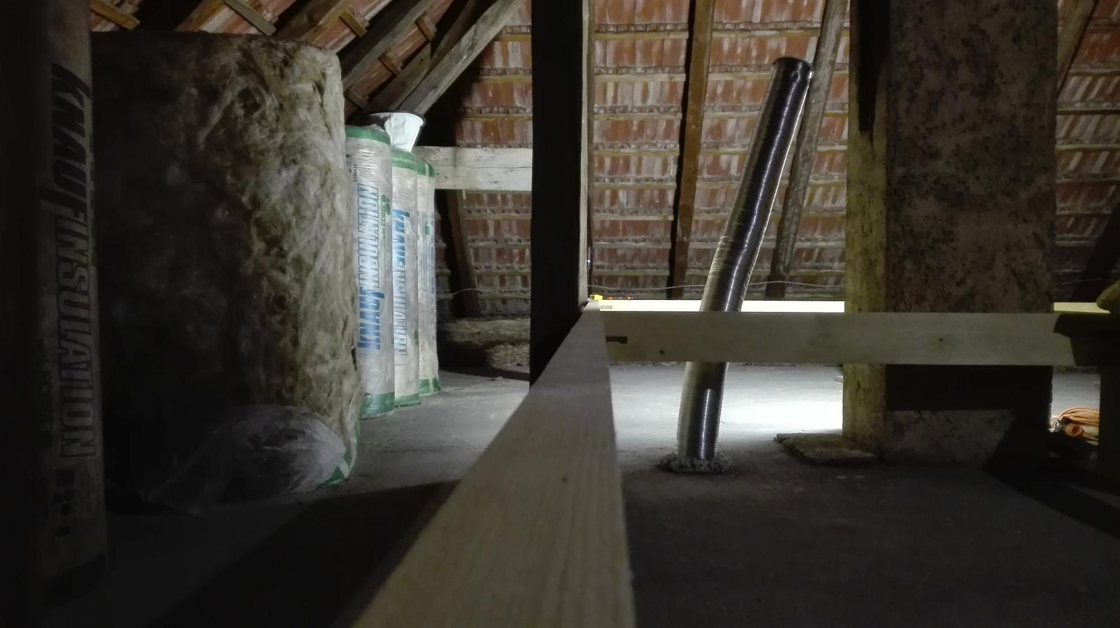 Zlepsenie tepelnoizolacnych vlastností tramoveho stropu - Obrázok č. 5