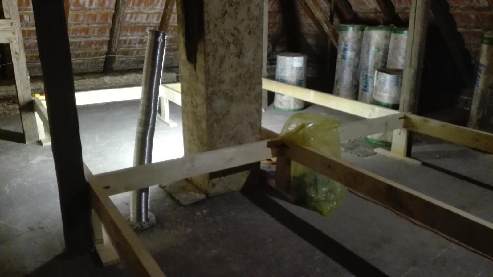Zlepsenie tepelnoizolacnych vlastností tramoveho stropu - Obrázok č. 6