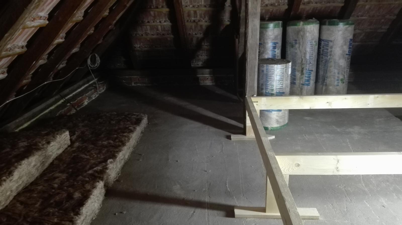 Zlepsenie tepelnoizolacnych vlastností tramoveho stropu - Obrázok č. 8