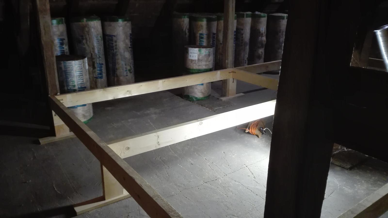 Zlepsenie tepelnoizolacnych vlastností tramoveho stropu - Obrázok č. 10