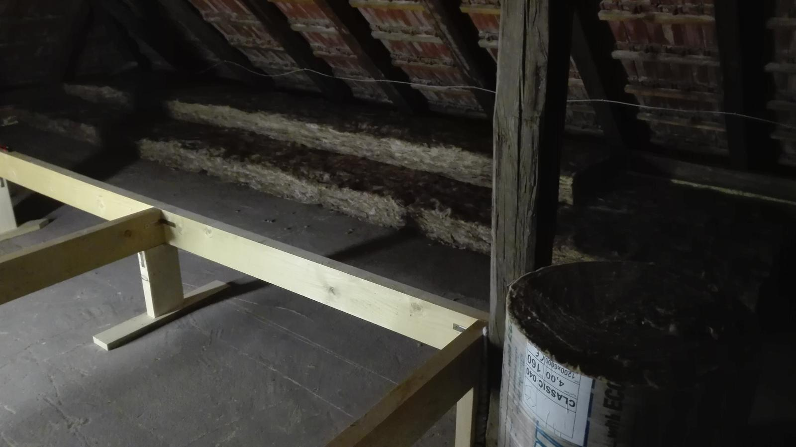 Zlepsenie tepelnoizolacnych vlastností tramoveho stropu - Obrázok č. 12