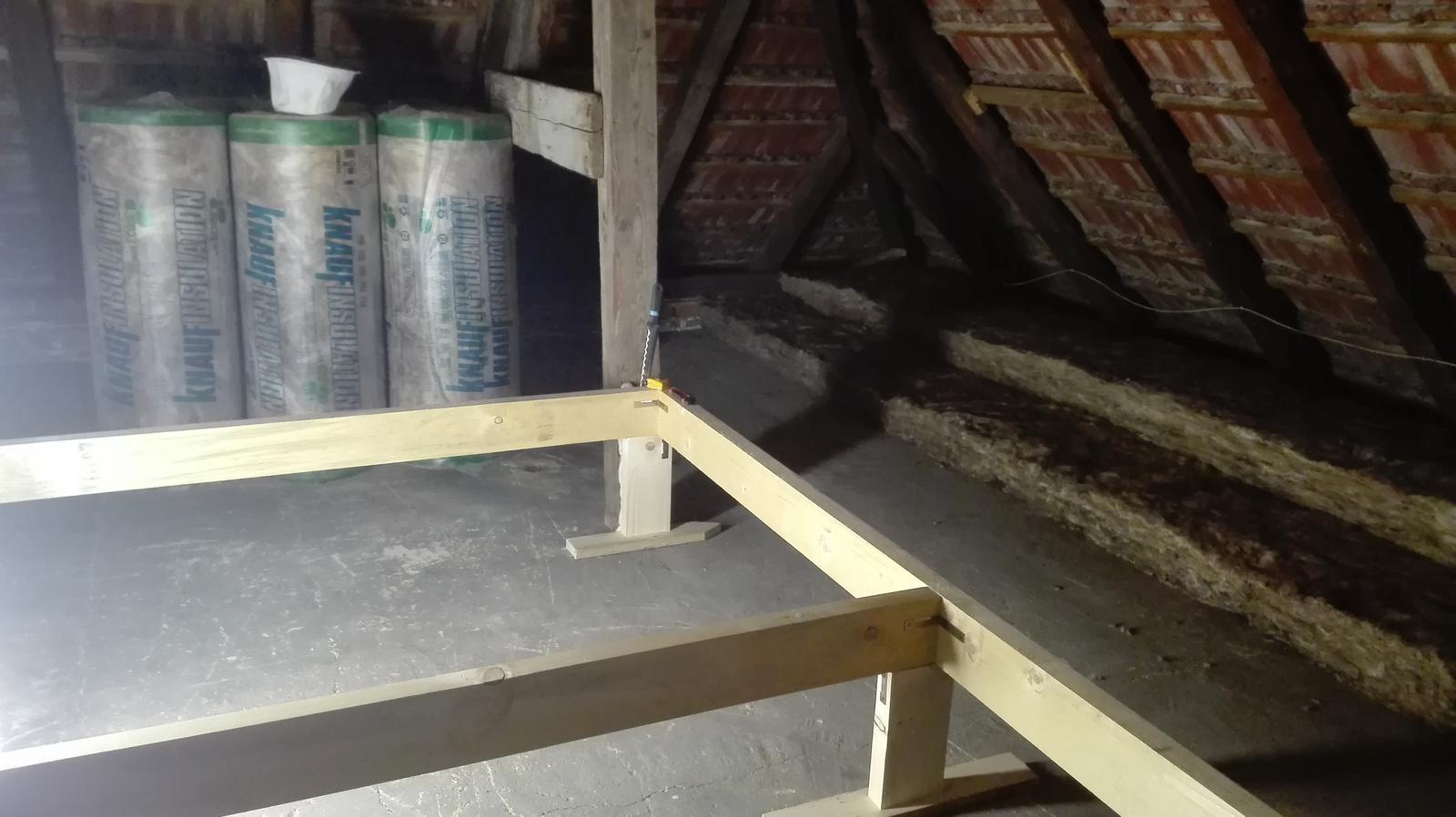 Zlepsenie tepelnoizolacnych vlastností tramoveho stropu - Obrázok č. 13