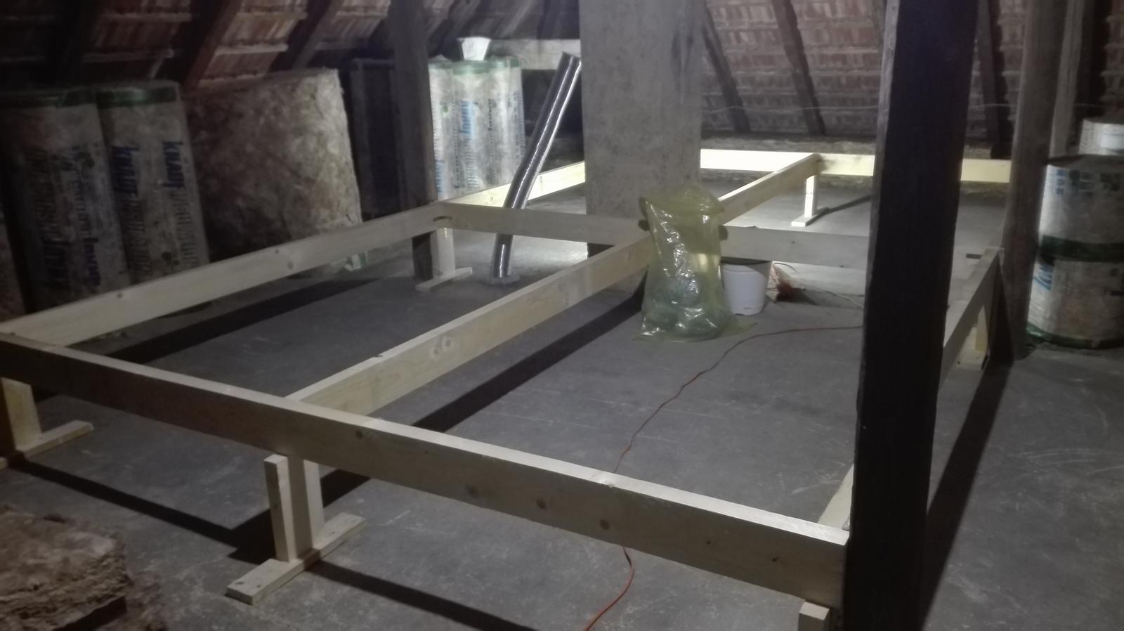 Zlepsenie tepelnoizolacnych vlastností tramoveho stropu - Obrázok č. 15