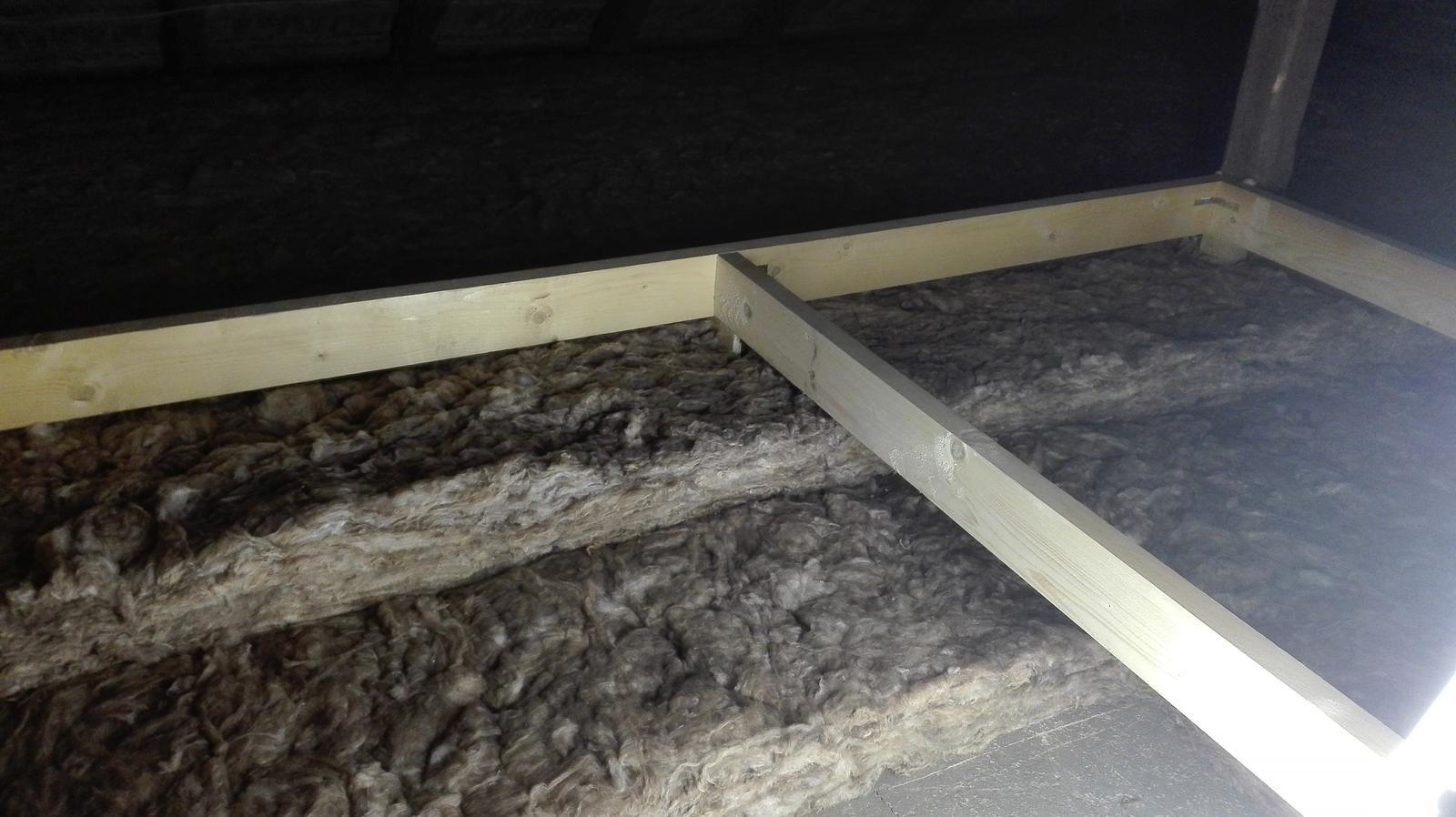 Zlepsenie tepelnoizolacnych vlastností tramoveho stropu - Obrázok č. 17