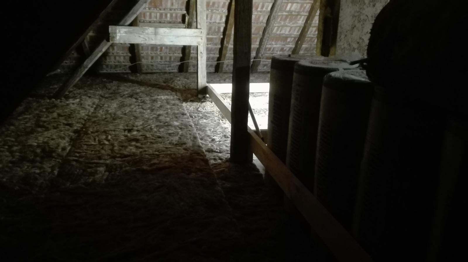 Zlepsenie tepelnoizolacnych vlastností tramoveho stropu - Obrázok č. 18