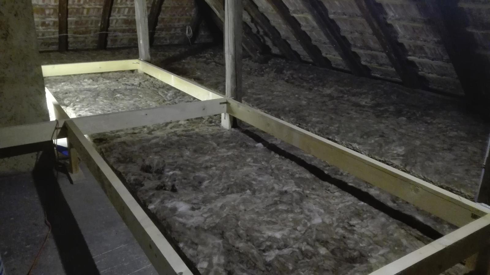 Zlepsenie tepelnoizolacnych vlastností tramoveho stropu - Obrázok č. 19