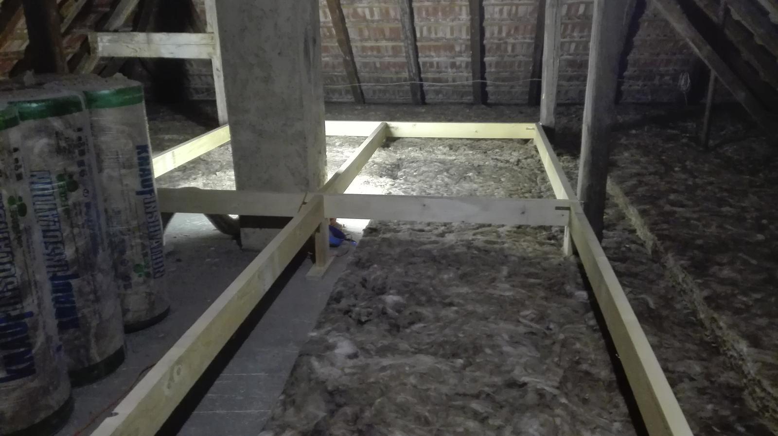 Zlepsenie tepelnoizolacnych vlastností tramoveho stropu - Obrázok č. 21