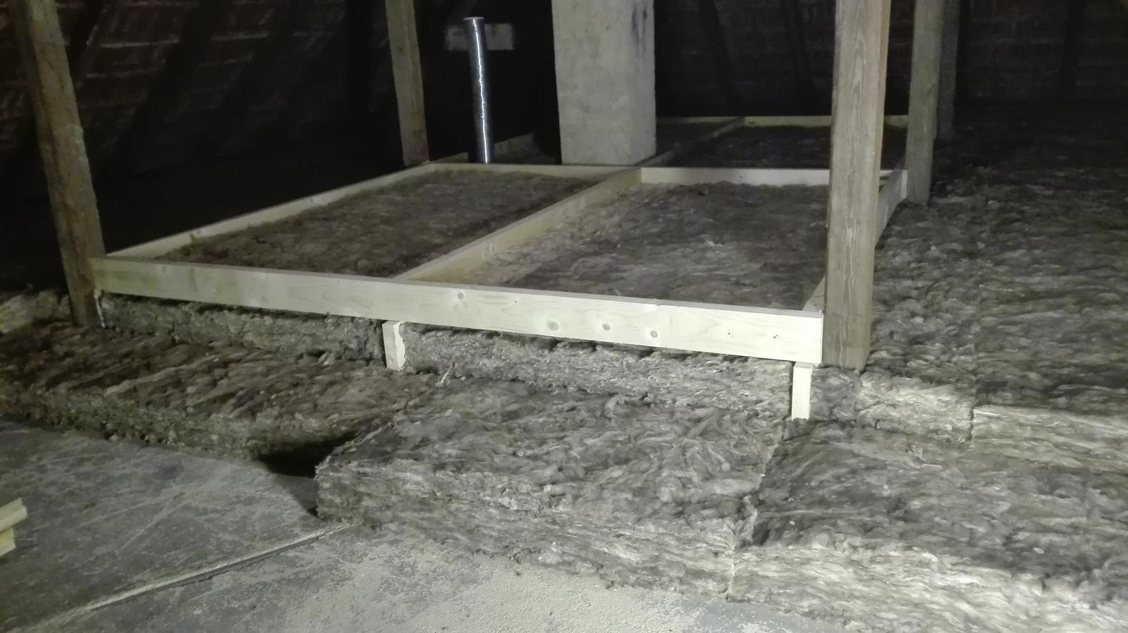 Zlepsenie tepelnoizolacnych vlastností tramoveho stropu - Obrázok č. 23