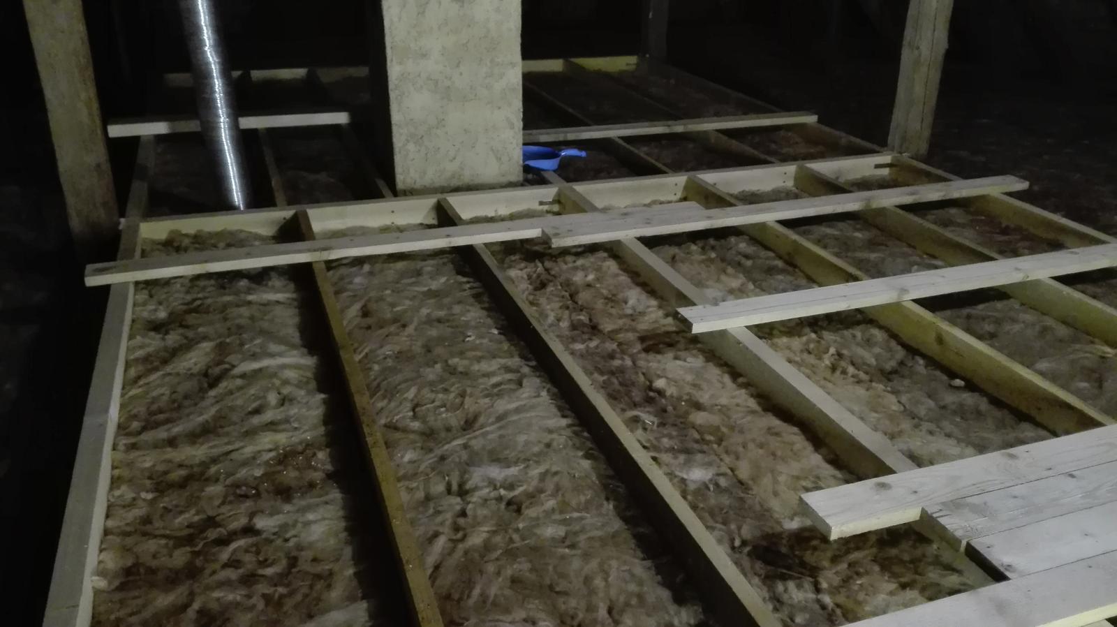 Zlepsenie tepelnoizolacnych vlastností tramoveho stropu - Obrázok č. 28