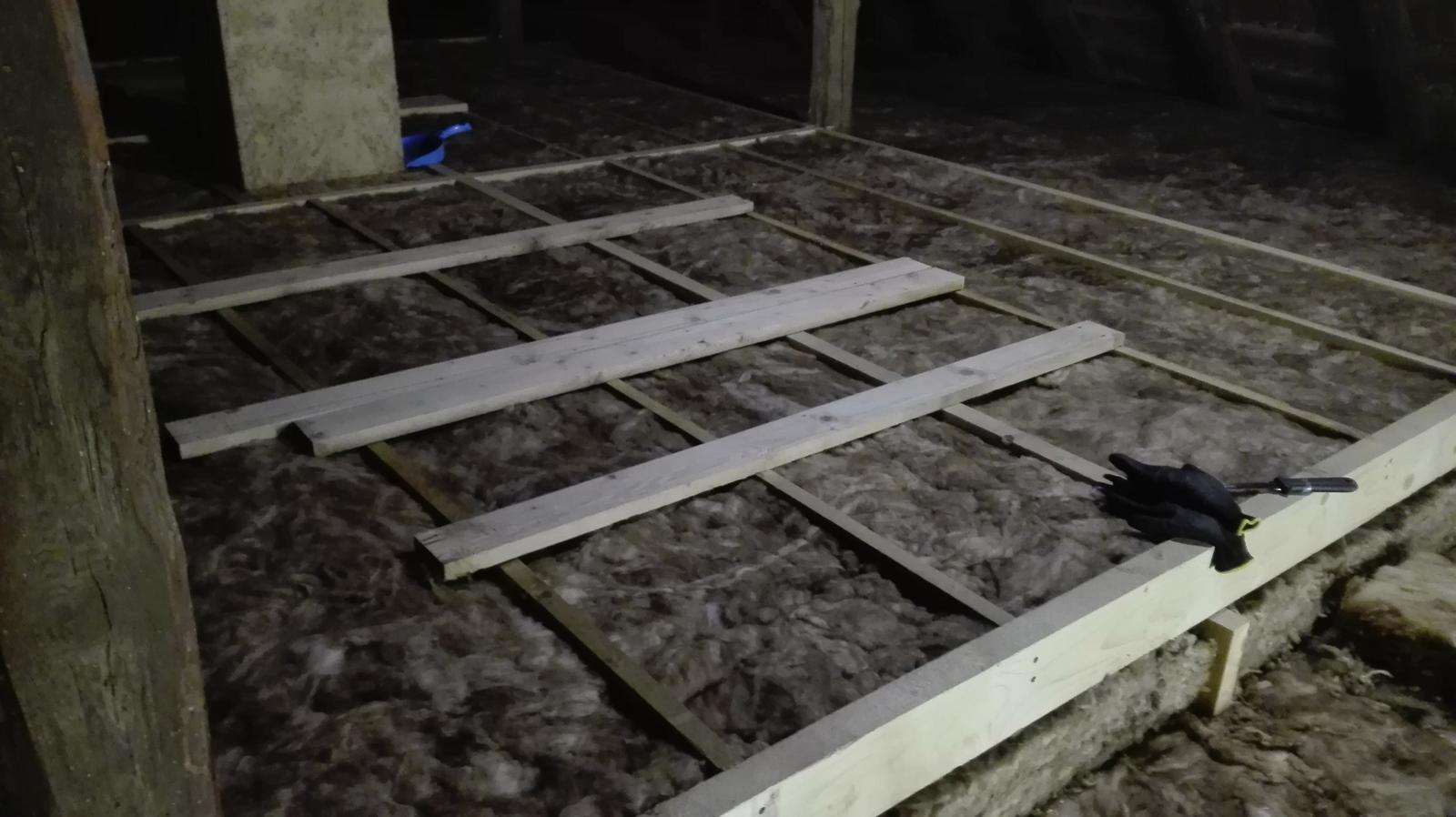 Zlepsenie tepelnoizolacnych vlastností tramoveho stropu - Obrázok č. 30