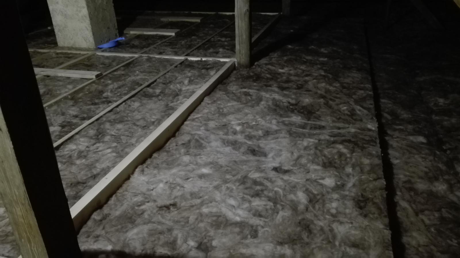Zlepsenie tepelnoizolacnych vlastností tramoveho stropu - Obrázok č. 31